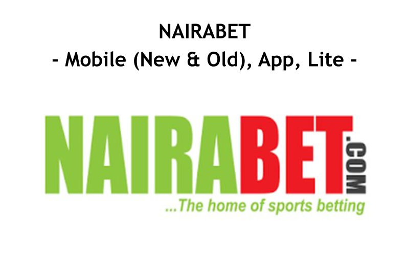 Nairabet lite version